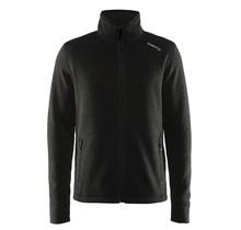 Craft Noble Zip Jacket Heavy Knit