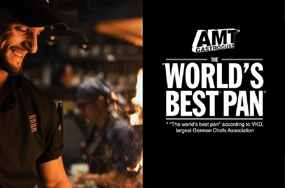 AMT | the World's Best Pan