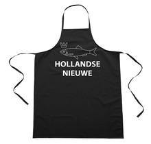 Aprotex schort Hollandse nieuwe bedrukt