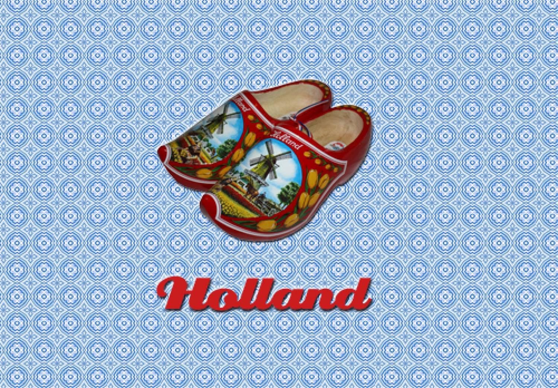Bellenblaas Holland Hip Klompjes met tekst naar wens