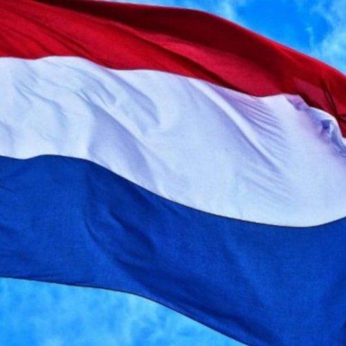 Nederlandse vlag in diverse maten