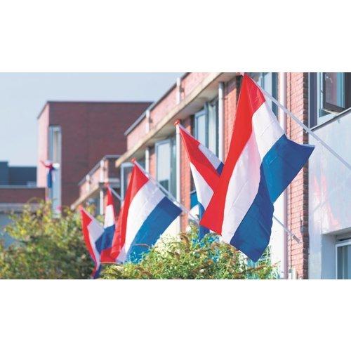 Nederlandse vlag in diverse afmetingen