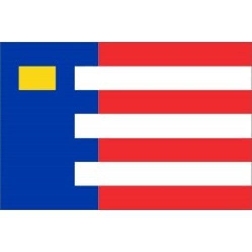 Vlag gemeente Baarle-Nassau