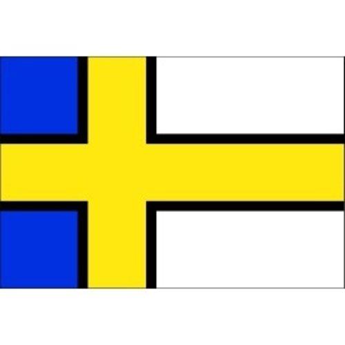 Vlag gemeente Bedum