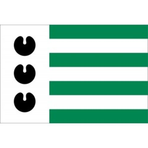 Vlag gemeente Bloemendaal