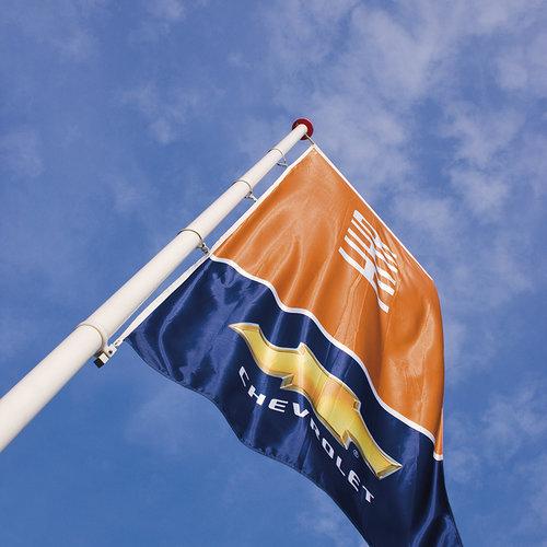 Polyester vlaggenmast