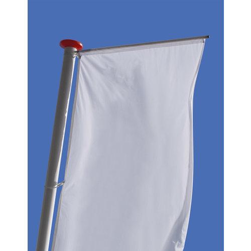 Polyester vlaggenmast 6 meter met banierhouder