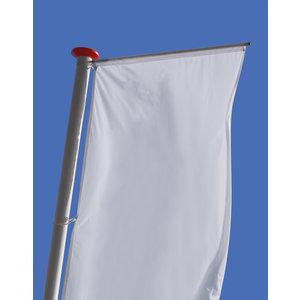 Polyester conische mast 7 meter banier