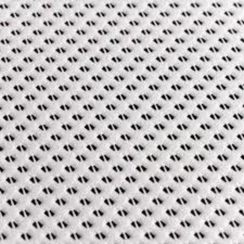 Spandoek van PVC Meshdoek met ringen
