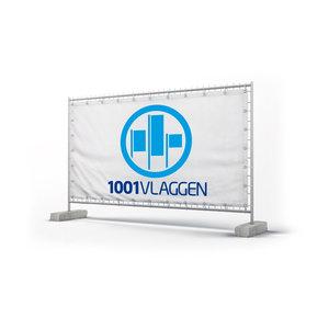 Bouwhekdoek PVC Banner 510