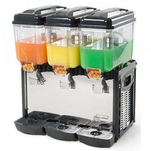 COFRIMELL Cofrimell 3M Juice Dispenser / Dispenser :3 x 12 ltr - FREE SHIPPING