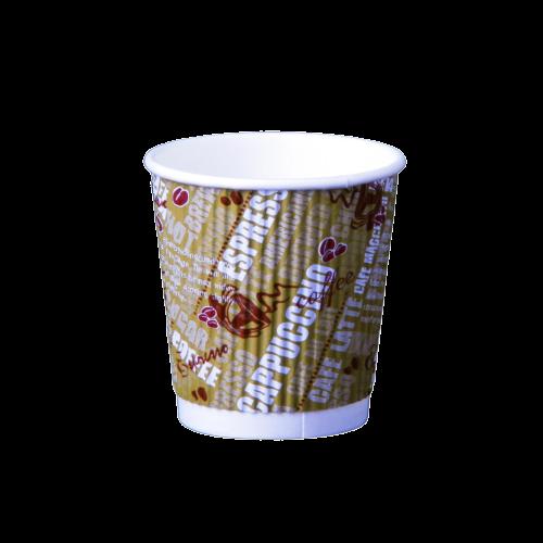 Ripple Cup 4 oz - 1000 pieces