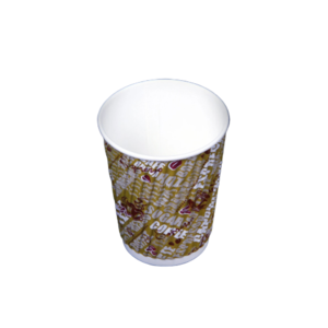 Ripple Cup 8 oz - 500 pieces
