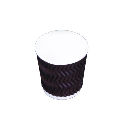 Zig-zag Ripple Cup 4 oz - 1000 pieces