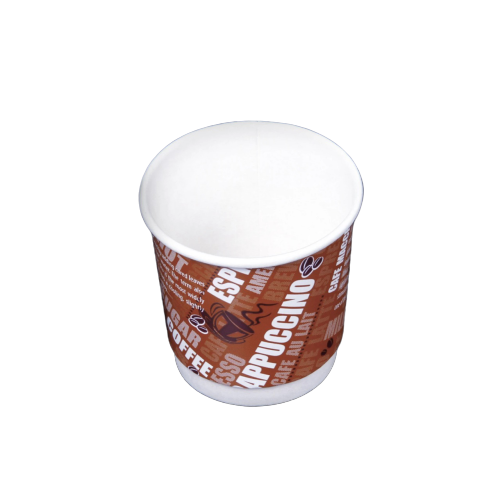 Double Wall Cup 4 oz - 1000 pieces