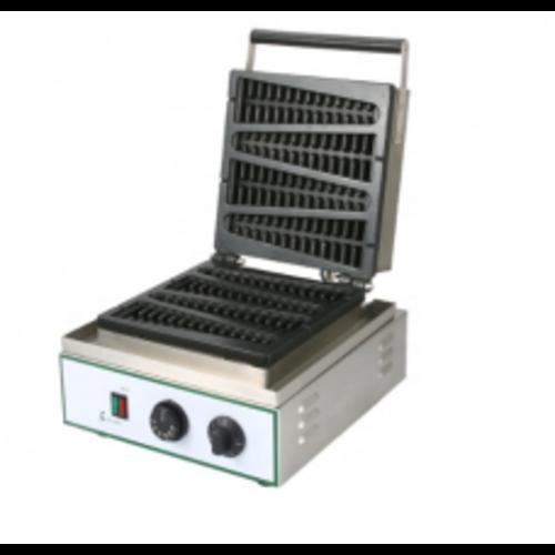 Alphalux Corn Crispy Waffle Machine / WF-01C