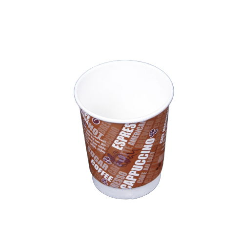 Double Wall Cup 8 oz - 500 pieces