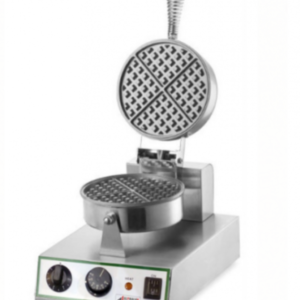 Alphalux Waffle Maker WF-01R-B