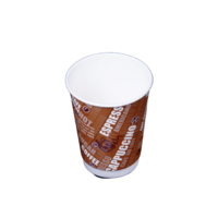 Double Wall Cup 12 oz - 500 pieces