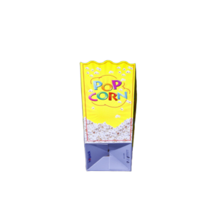 Square Pop Corn Tub 32 oz - 1000 pieces