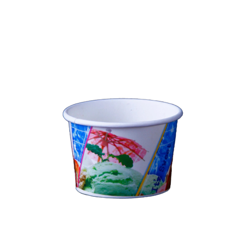 Ice Cream Cup 80 ml - 1000 pieces