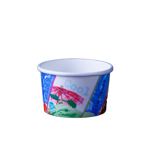 Ice Cream Cup 120 ml - 1000 pieces