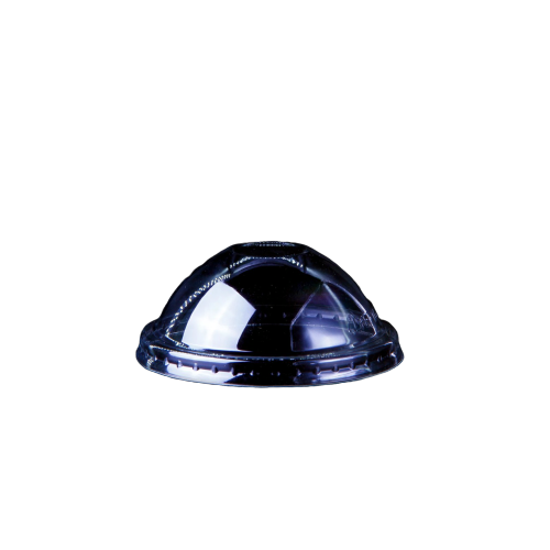 Dome Lids for Ice Cream Cup - 120ml - 1000 pieces