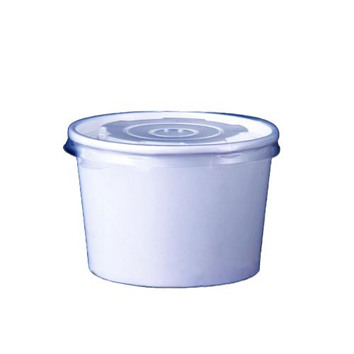 Paper Soup Bowl, 250 ml - 1000 pieces