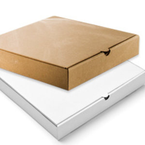 Brown/White Box, Large - 100 pieces