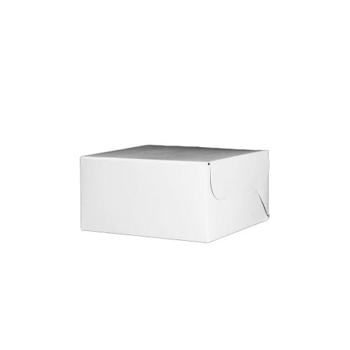 White Cake Box - 100 pieces
