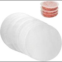 Round Burger Paper - 10000 pieces