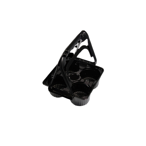 Plastic 4 cup Carrier