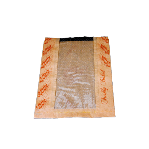Paper Bag with Window - Different Sizes
