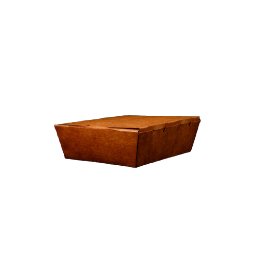 Kraft PE Lunch Box - Different Sizes