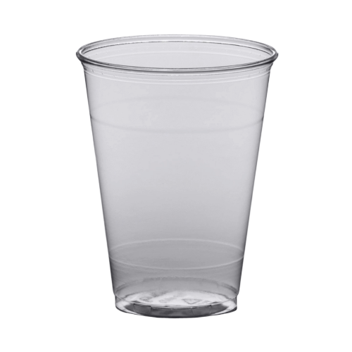 Pet Crystal Clear Cup - Different Sizes