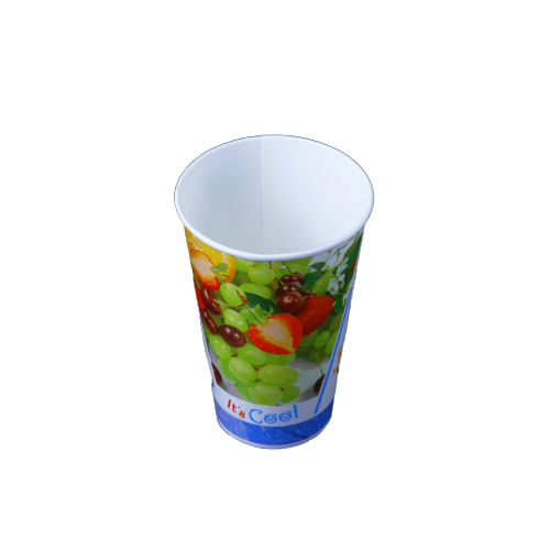 Paper Juice Cup - Different Sizes