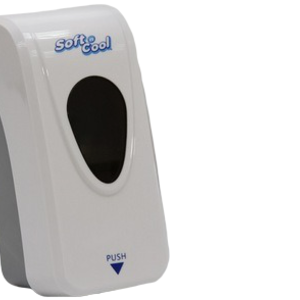 Plastic Soap Manual Dispenser - 800 ml