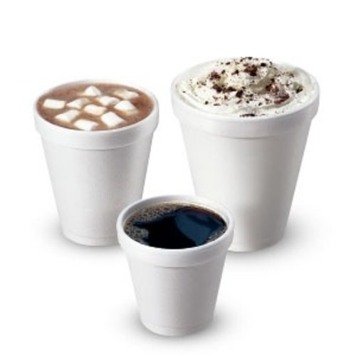Foam Cup - Different Sizes