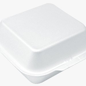 Foam Burger Box - Different Sizes & Colors