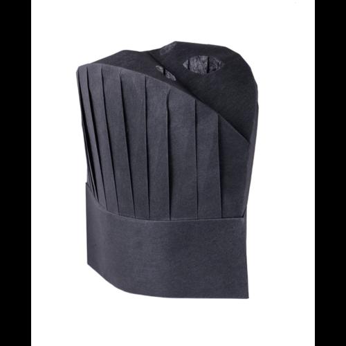 Black Non Woven Chef Hat