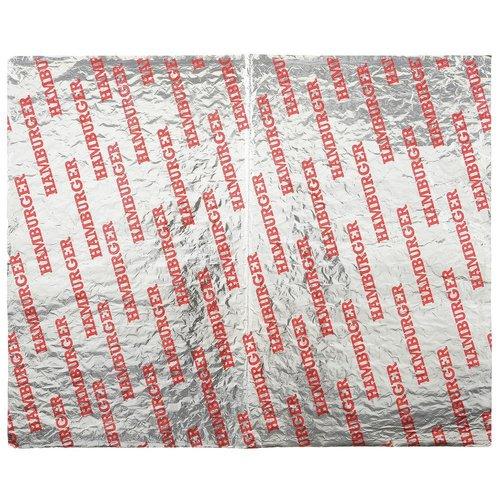 Burger Foil Wrap