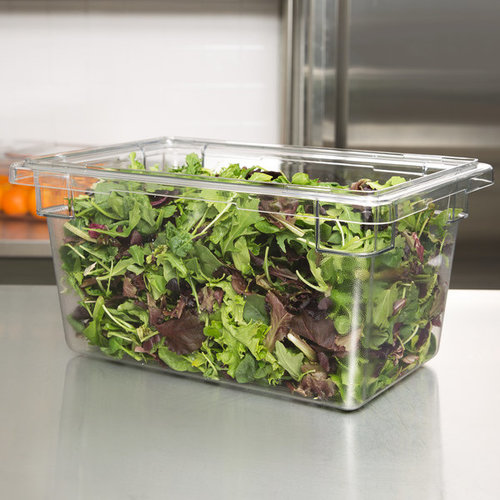 Cambro Clear Polycarbonate Food Storage Box   Camwear   Different Sizes