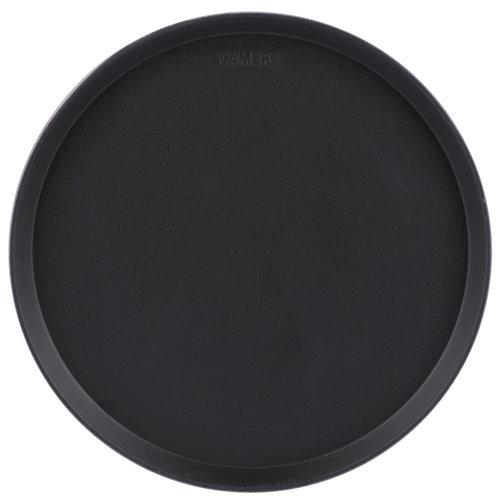 "Cambro 16"" Black Non-Skid Serving Tray | Camtread® | Different color"