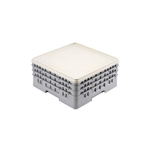Cambro  Light Gray Camrack Full Size Rack Cover | DRC2020180