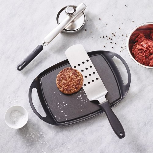 Paderno Perforated hamburger Spatula