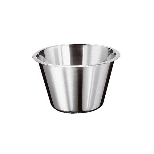 Paderno Kitchen Bowl High - Stainless steel