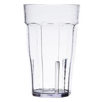 12 oz. Clear Plastic Tumbler |  LT12152 | Laguna | Pack Of 6