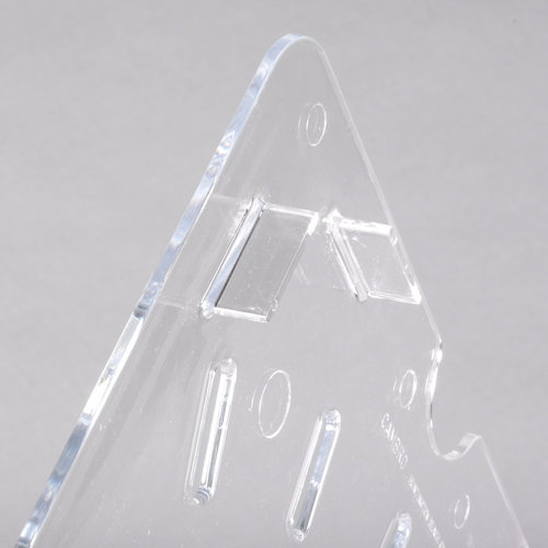 Cambro Full Size Clear Polycarbonate Drain Tray  10CWD135   Camwear