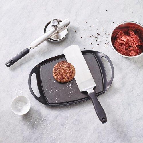 Paderno Hamburger Press - Stainless steel
