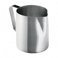 Frothing Cup | 12-14 oz | Stainless Steel